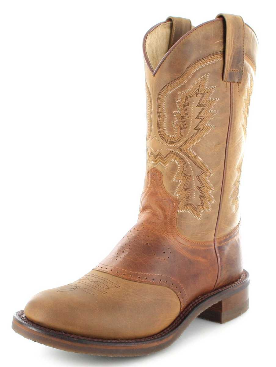 Sendra Boots 5357 Tang Mens Western riding boot - brown