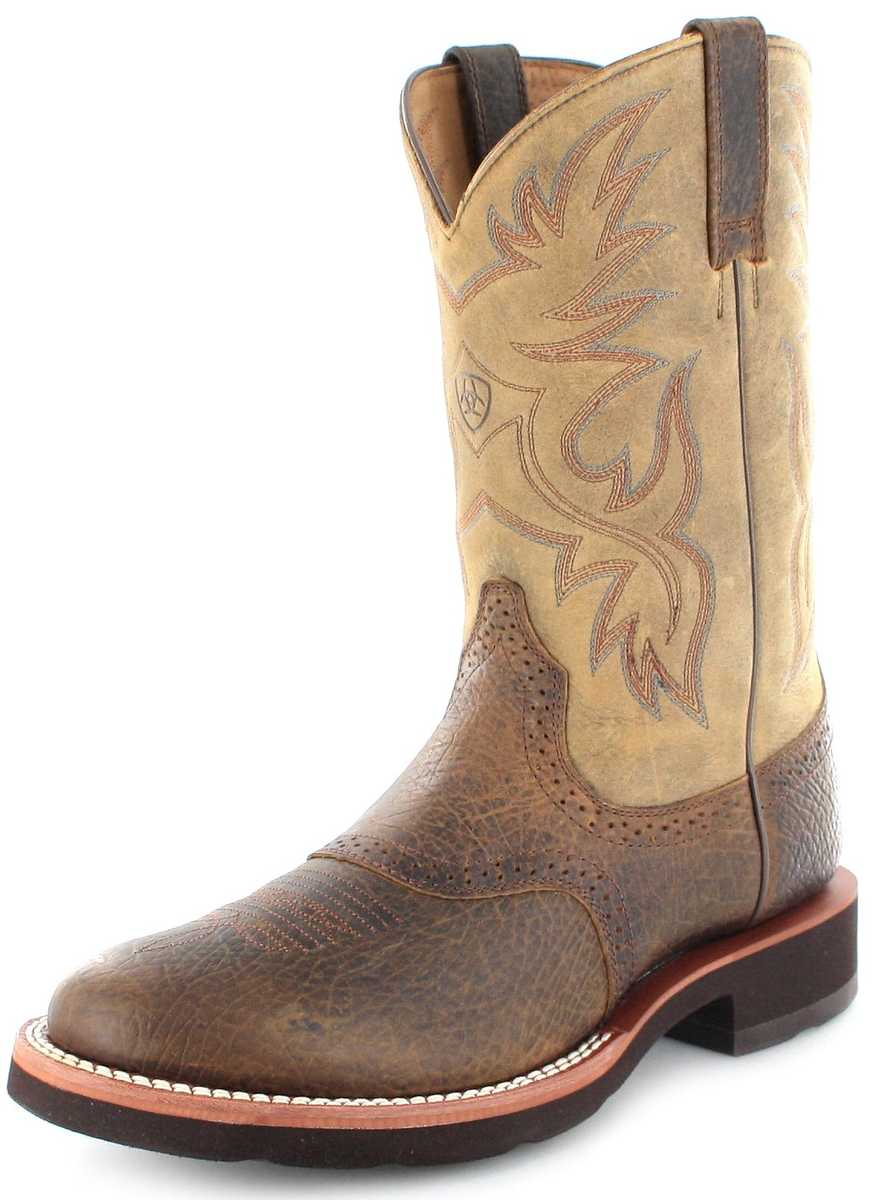 Ariat HERITAGE CREPE 2559 Brown Western riding boot - brown