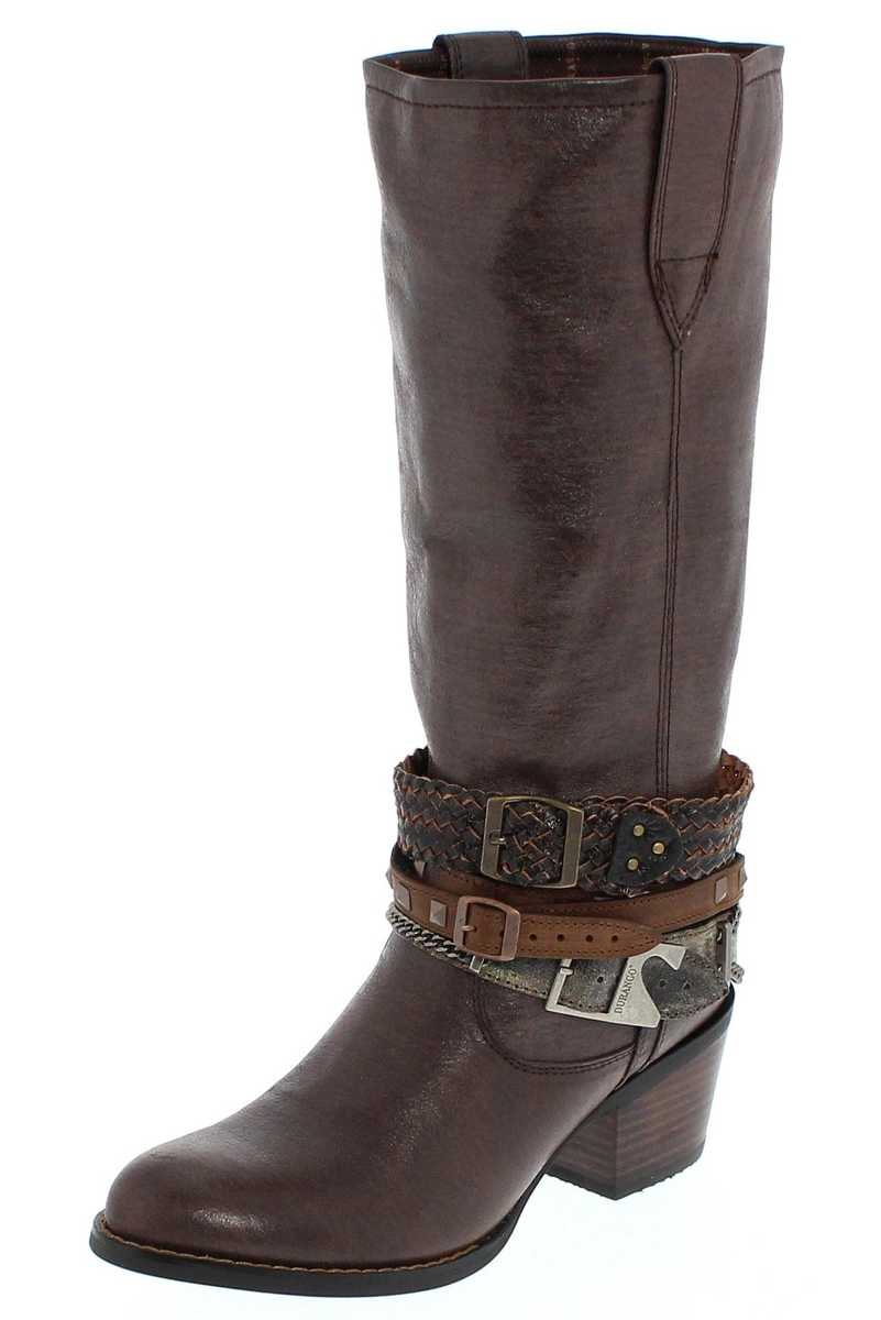 Durango Boots ACCESSORIZE DRD0073 M Brown Fashion Boots - brown