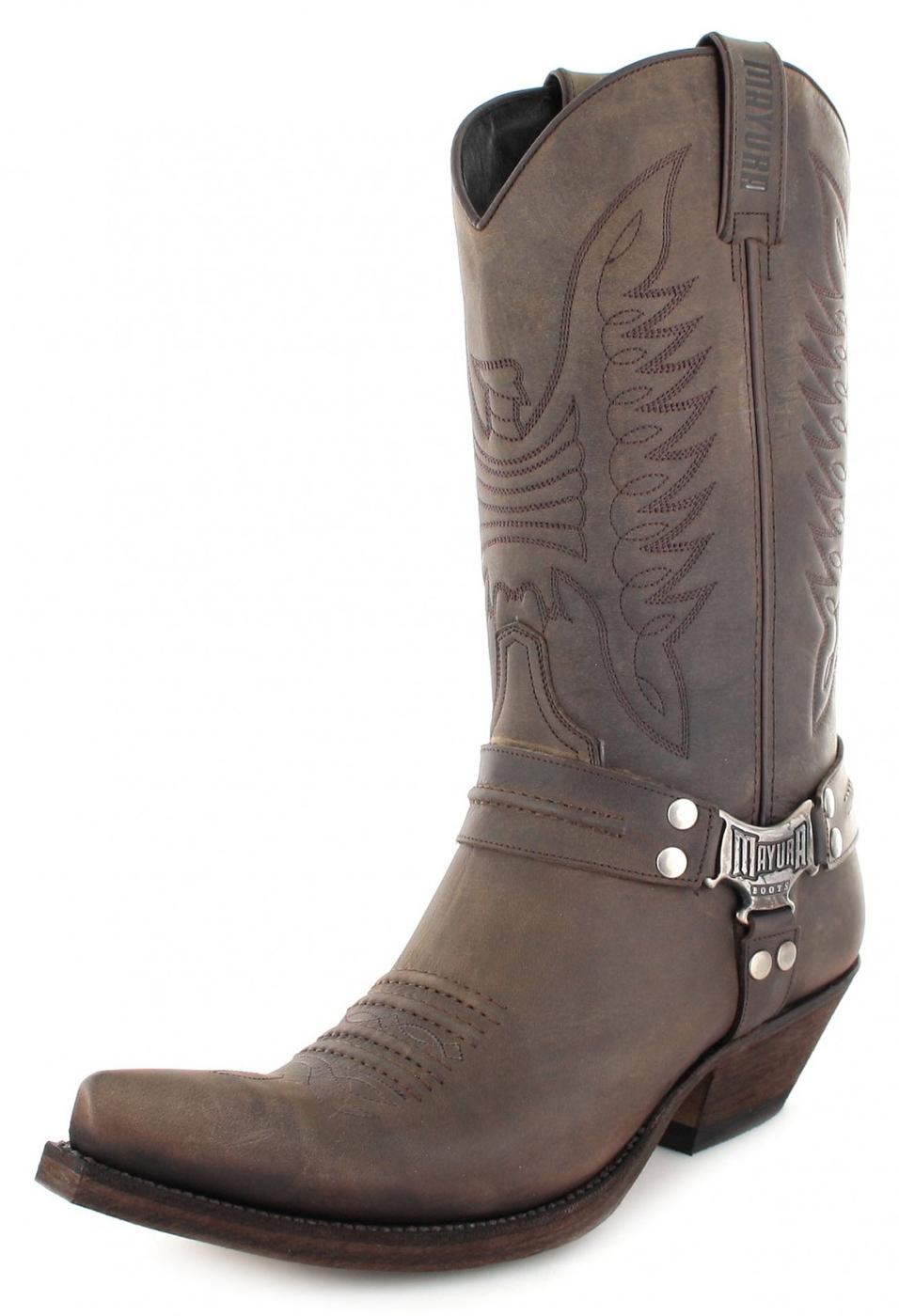 Mayura Boots MB013 Ceniza Westernstiefel - braun