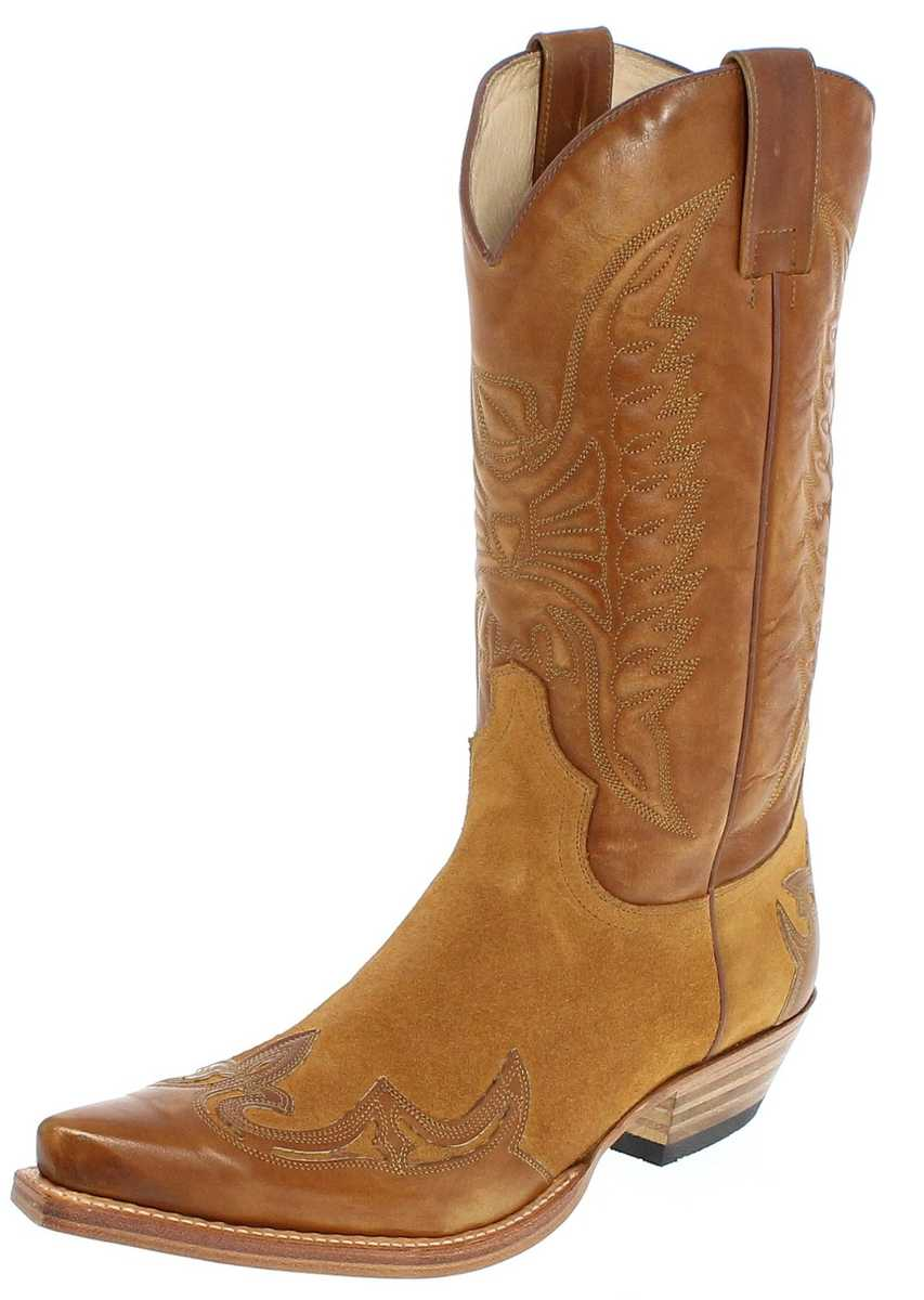 Sendra Boots 13170 023 Camello Western boot - brown