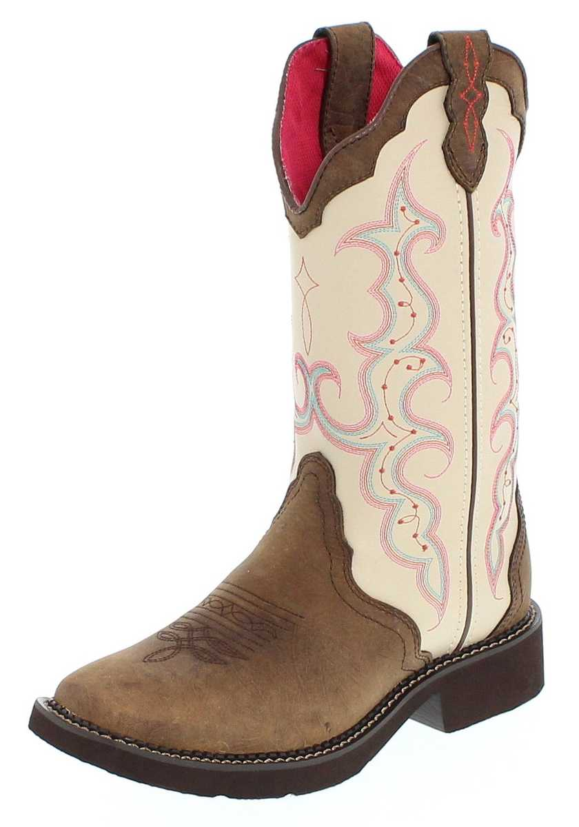 Justin Boots L2919 Western riding boot - brown beige