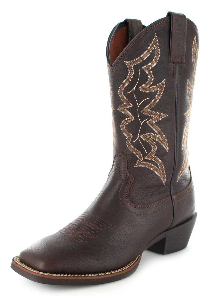 Justin Boots 2568 men's Western riding boot - brown