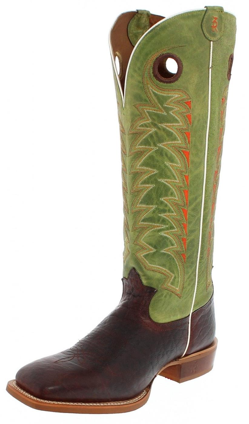 Buckaroo Braun Stiefel Tony Lama Herren 3r1028 D Verde Grün edCxBQroW