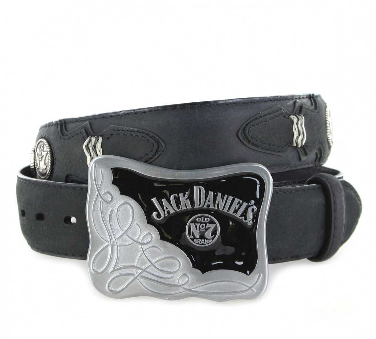 Jack Daniels 5066JD Rectangle Buckle Gürtelschnalle