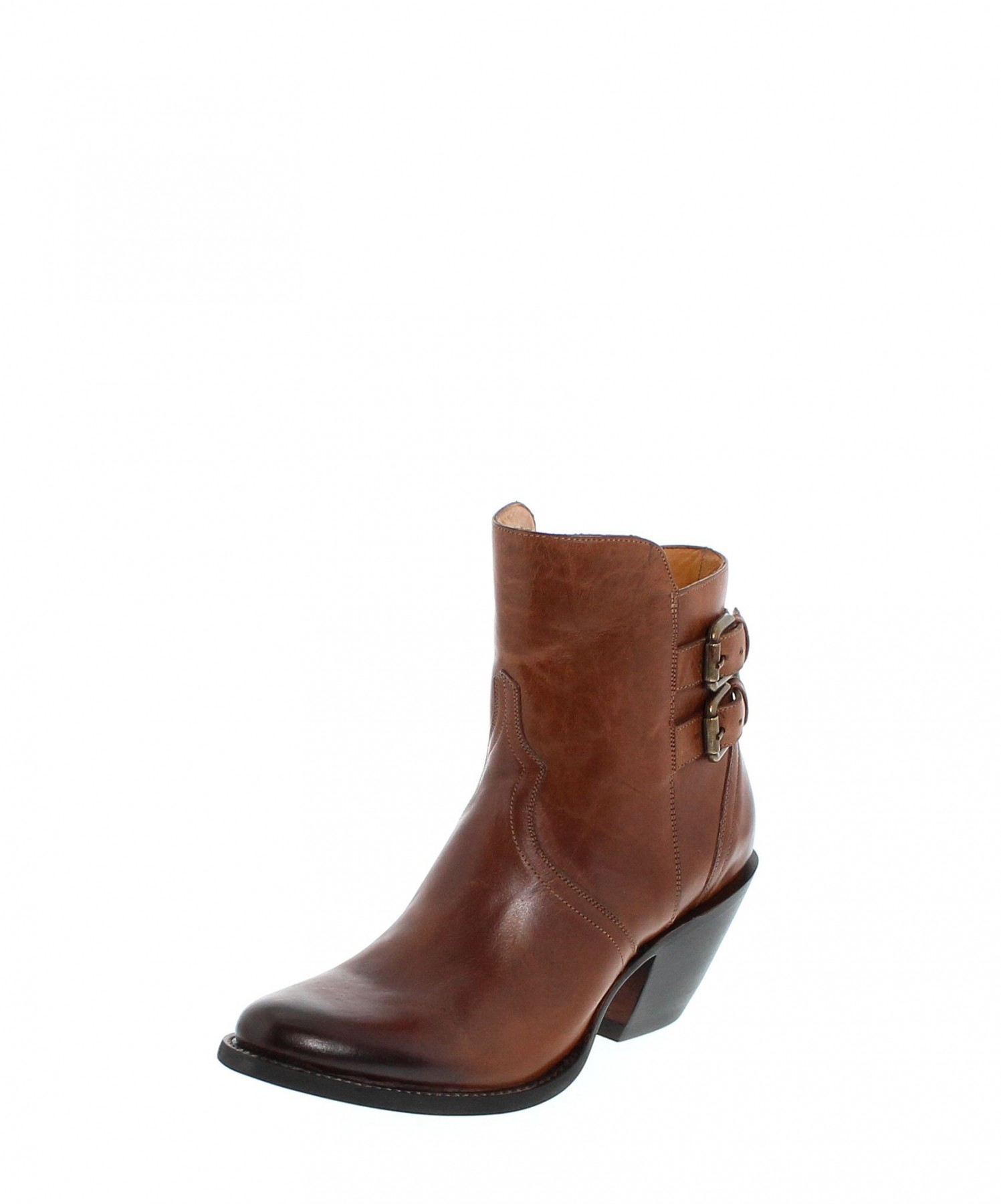 Lucchese CATALINA M4986 Cognac Fashion Stiefele...