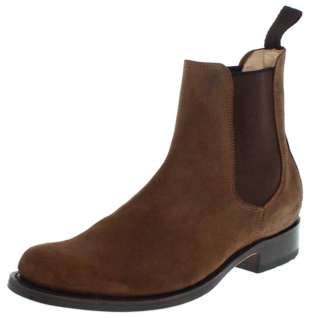 Sendra Boots 14015 Rovere Chelsea Boot - brown
