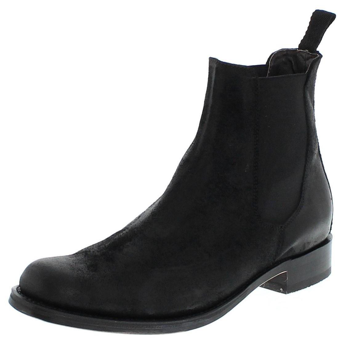 Sendra Boots 14015 Negro Chelsea Boot - schwarz