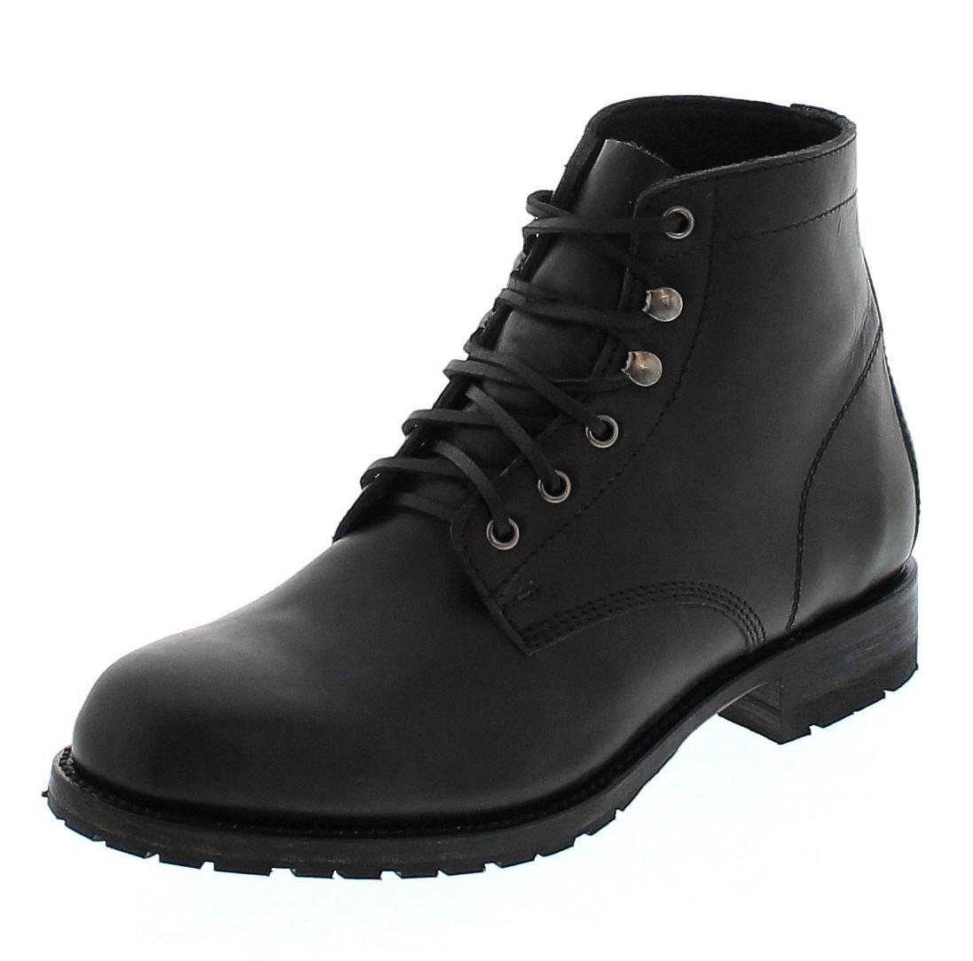 Sendra Boots 10604 Negro laced boot - black