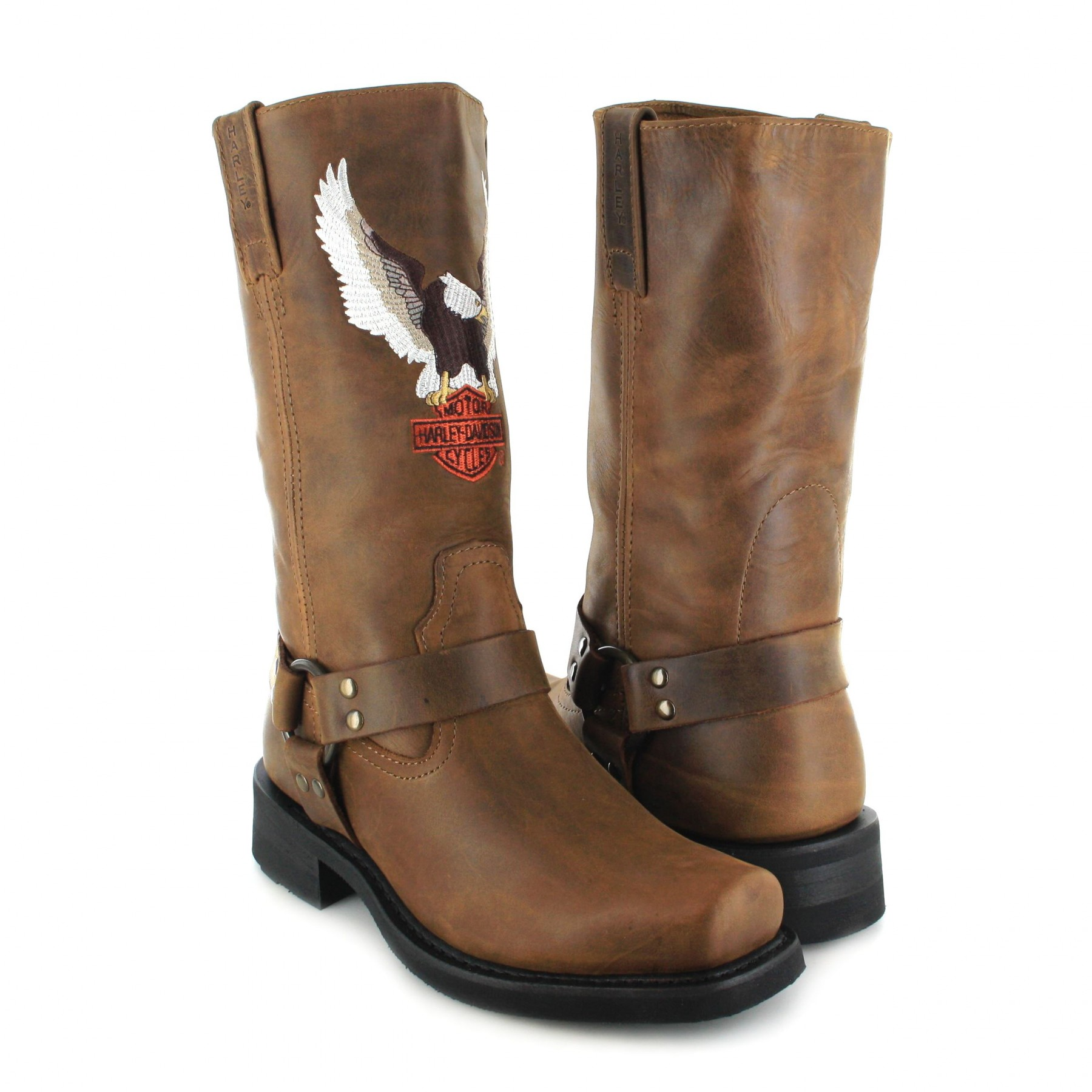 Western style fashion boots 3
