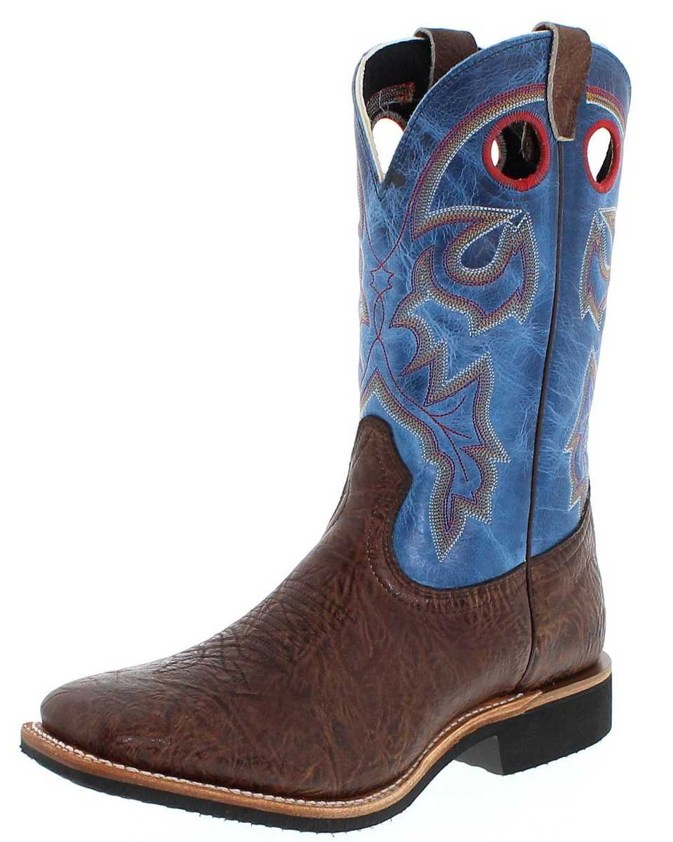 Boulet 5199 Winter Western riding boot with Thinsulate inner lining - brown