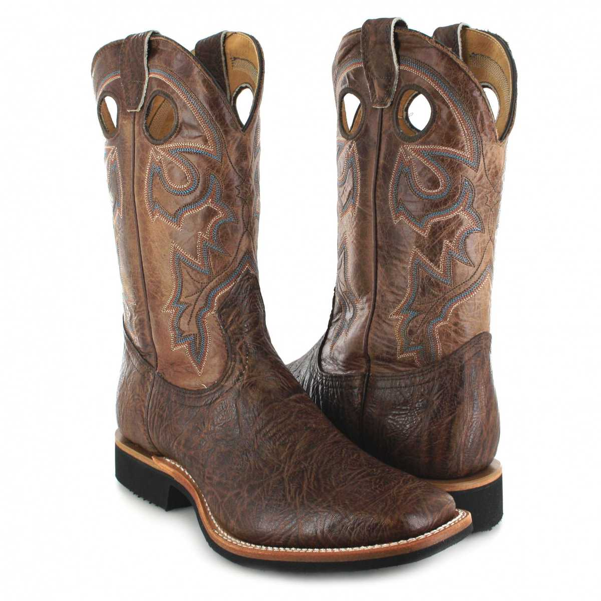 d2ccedb7671 Boulet 5262 E Noce Brown Westernridingboot - brown