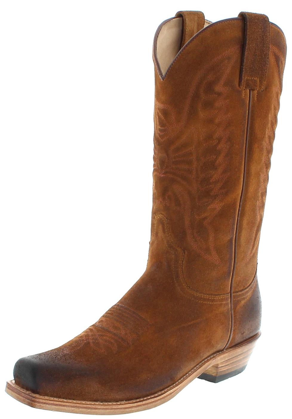 Sendra Boots 2073-58 Camello Western boot - beige