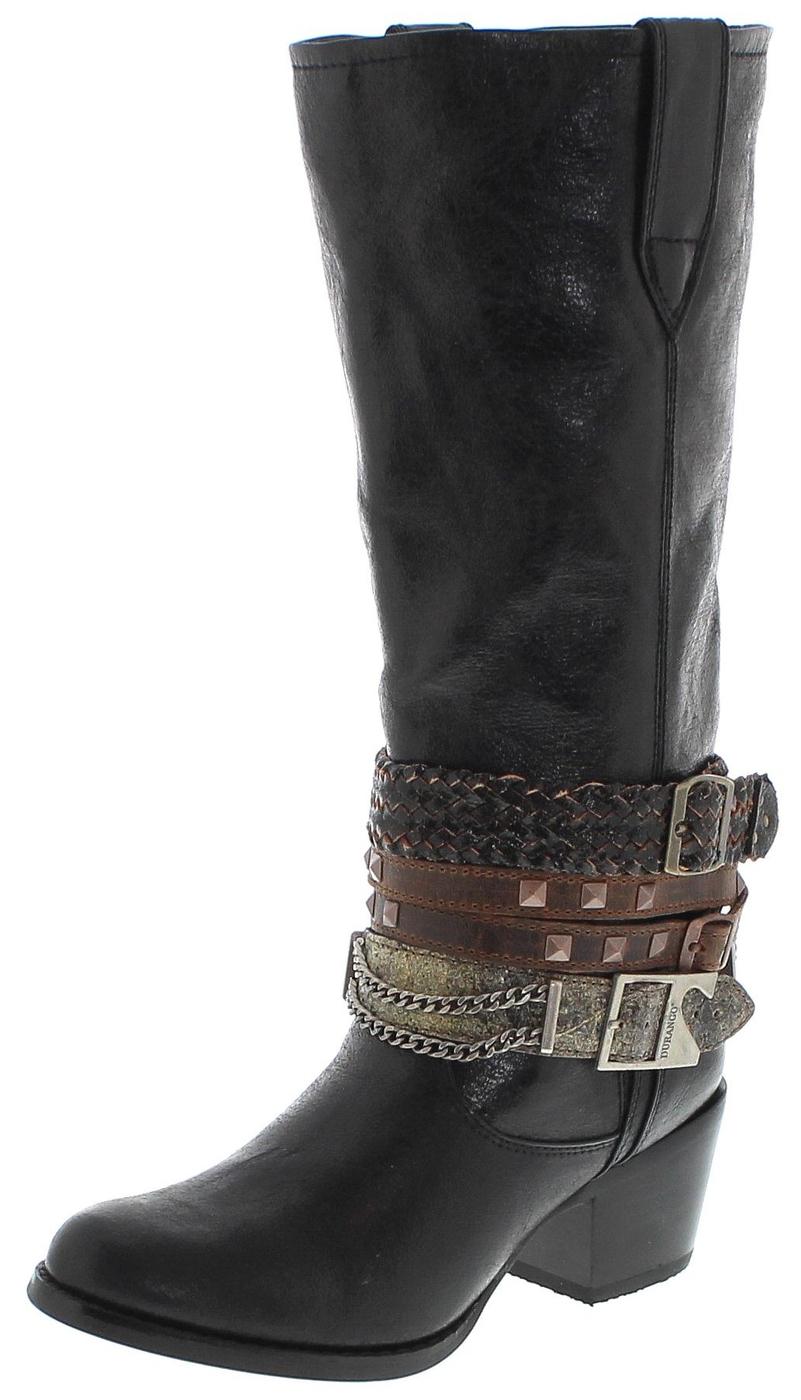 Durango Boots ACCESSORIZE DRD0072 Black fashion boot