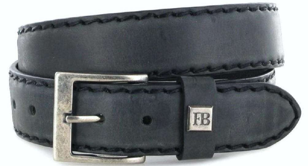 Fashion Boots FG5855 Gris leather belt - gey