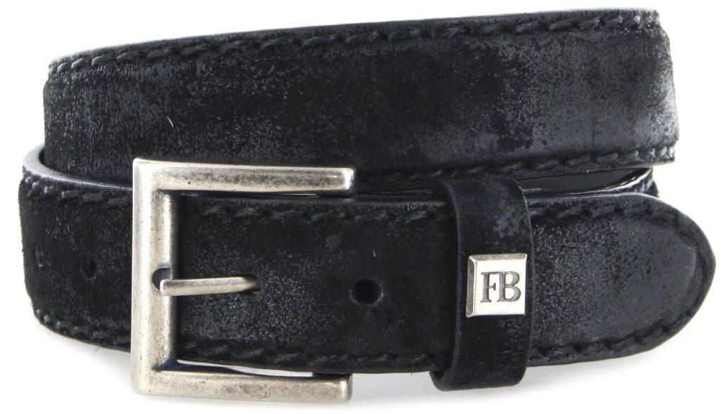 FB Fashion Boots FG5836 Negro leather belt - black