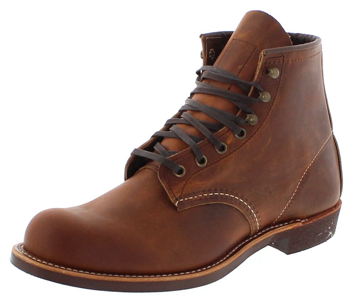 Red Wing Shoes BLACKSMITH 3343 Copper laced boot - brown