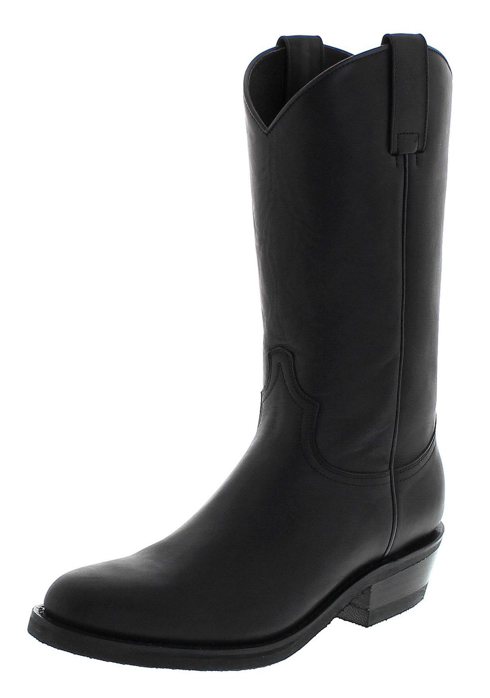 Sendra Boots 5588 Sprinter Negro Herren Westernstiefel - schwarz