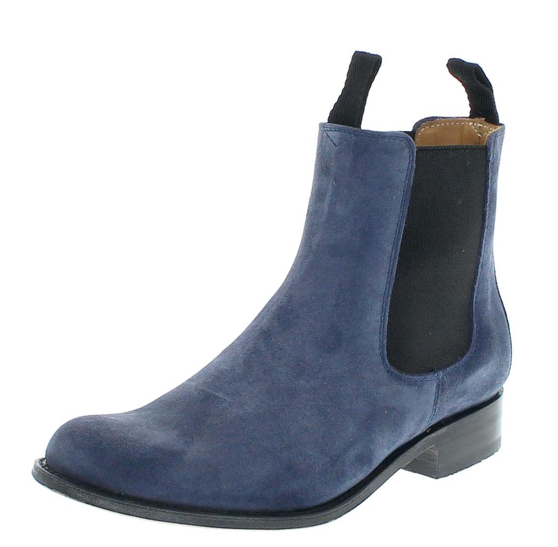 Sendra Boots 5595 Vesuvio Chelsea ankle boot - blue