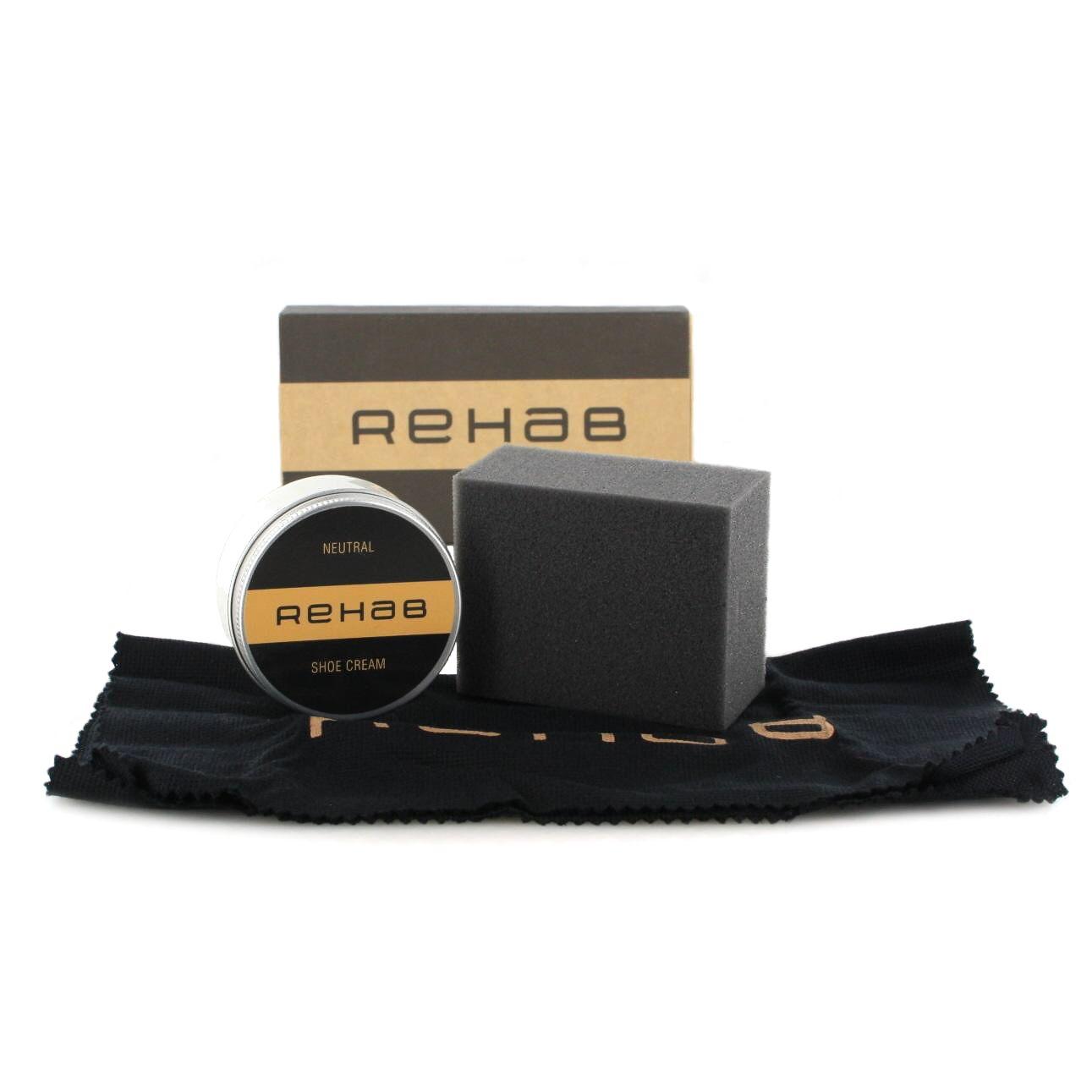Rehab CREAM KIT Shoe Care