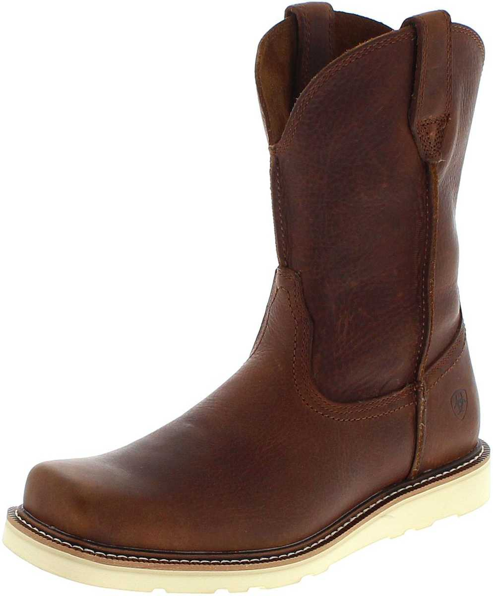 Ariat RAMBLER RECON 21695 Grizzly Western riding boot - brown