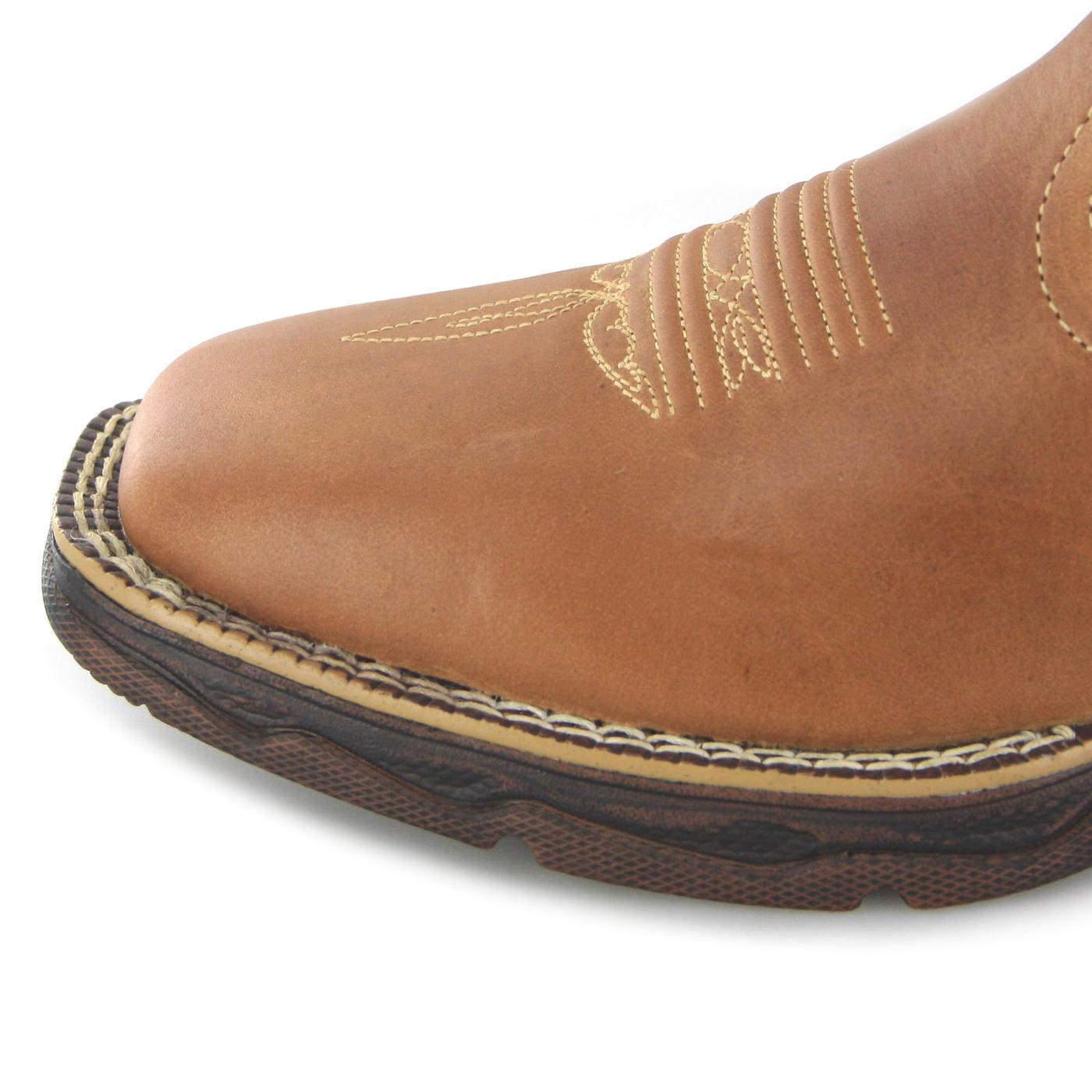 braun Boots Brown DRD0107 Durango LADY REBEL Westernreitstiefel OuXPkwZiT