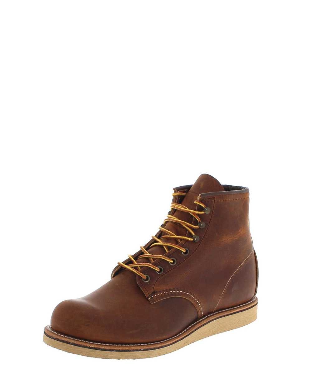 Red Wing Shoes ROVER 2950 Copper Schnürstiefel - braun