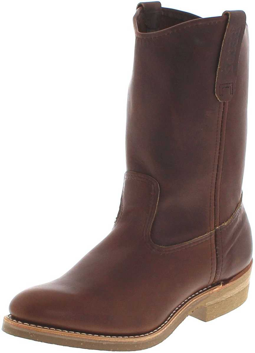 Red Wing Shoes 8159 PECOS Amber Herren Farm & Ranch Stiefel - braun