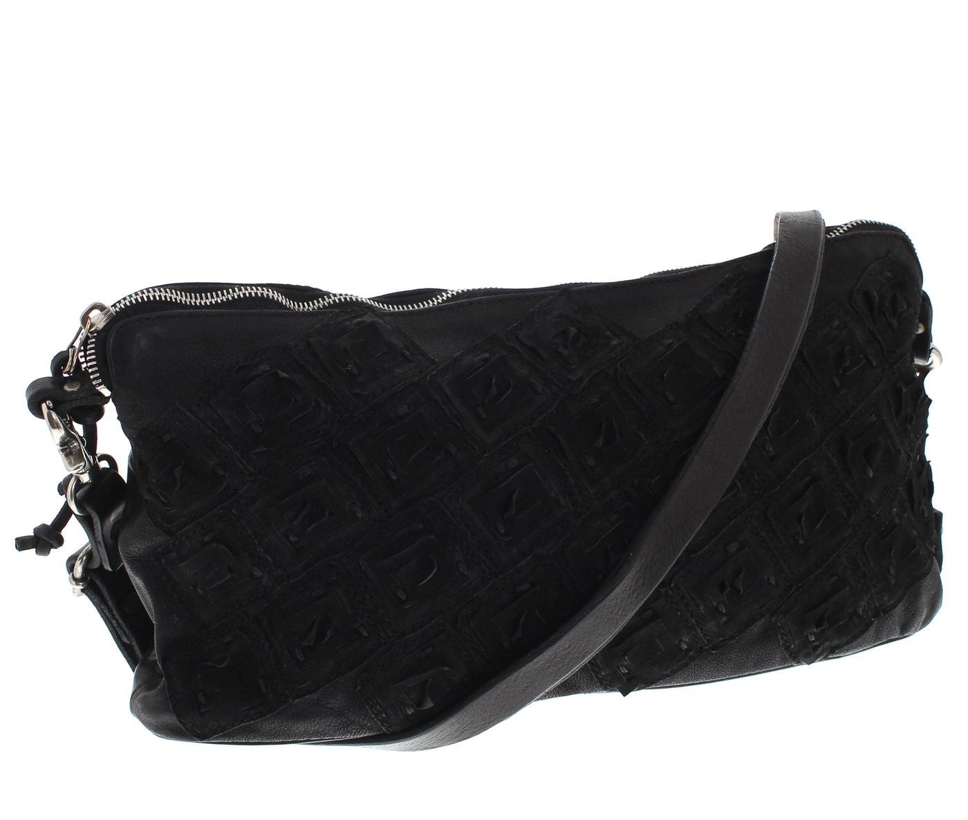 A.S. 98 BORSE 200309-0201 Nero Damen Tasche - schwarz