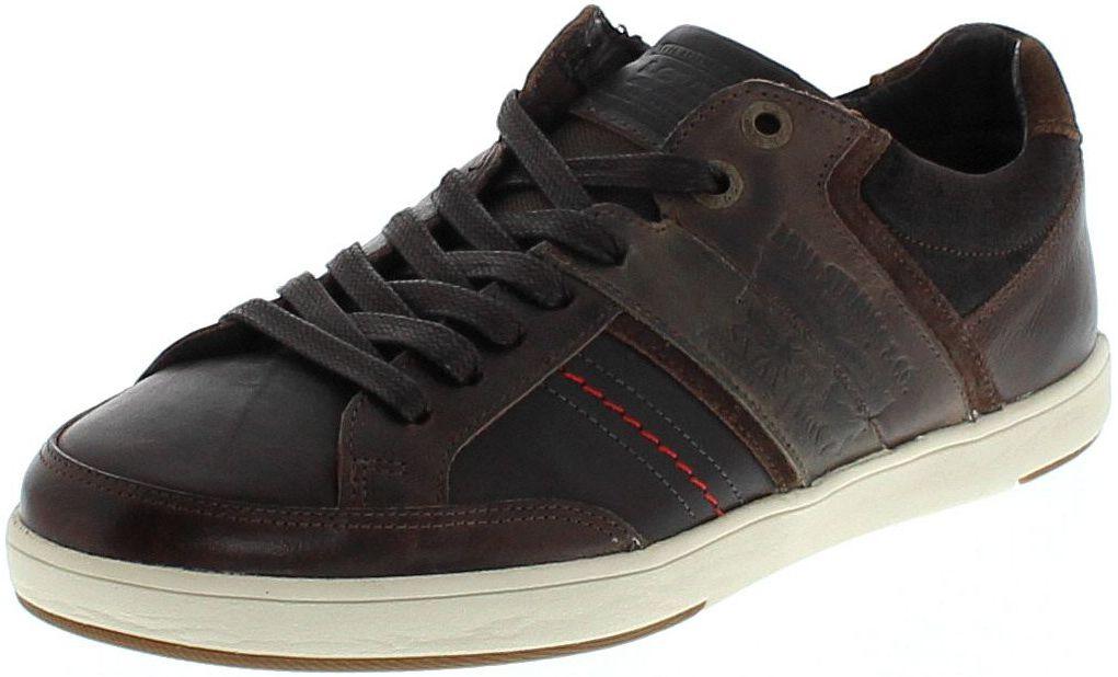 d4e8a00df3b652 Levi´s Footwear BEYERS LOW Dark Brown Sneaker - brown – Bild 1