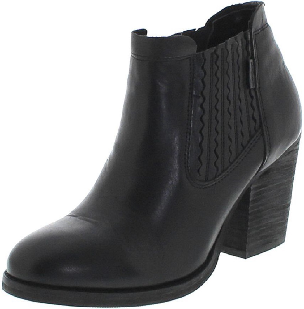 Levi´s Footwear  FOLSOM CHELSEA Regular Black women boot - black