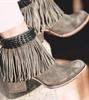 Corral Boots C3099 Black Grey Fashion bootee- black gray – Bild 2