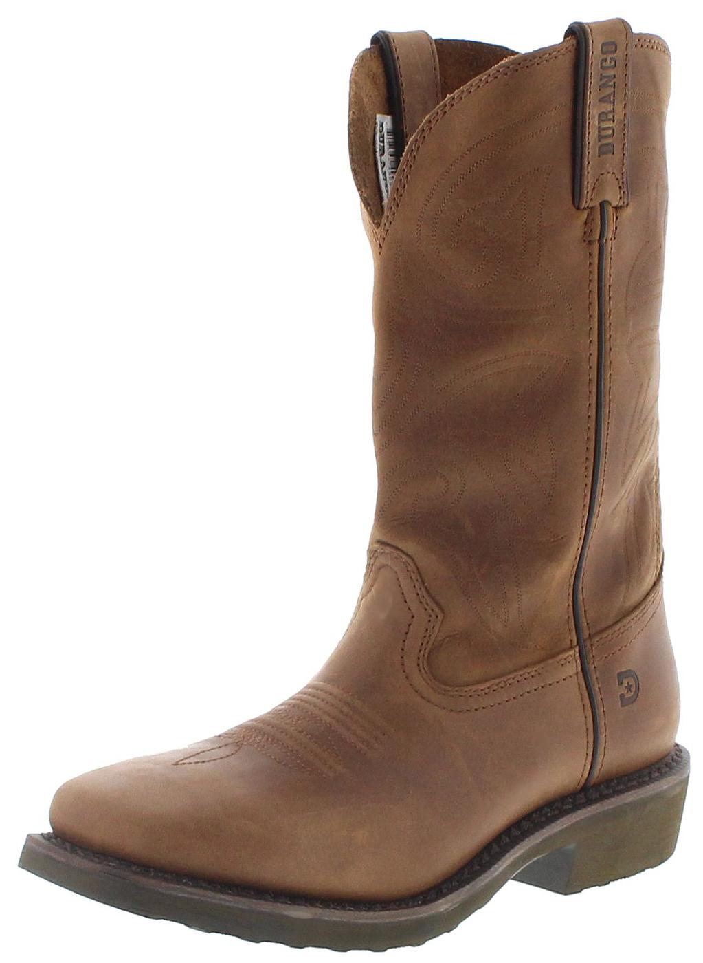Durango Boots PULL-ON DDB0101 M Brown Ranch Stiefel - braun