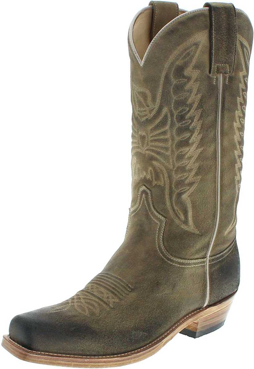 Sendra Boots 2073-58 Harley Western boots - beige