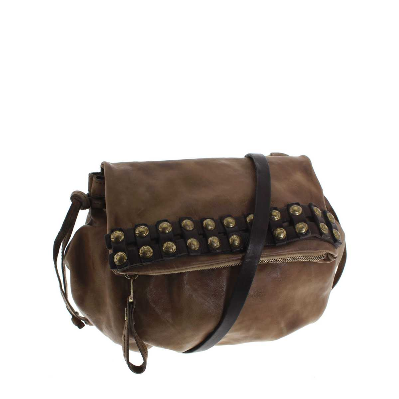 A.S. 98 BORSE 200335-0101 Rino Leather bag - brown