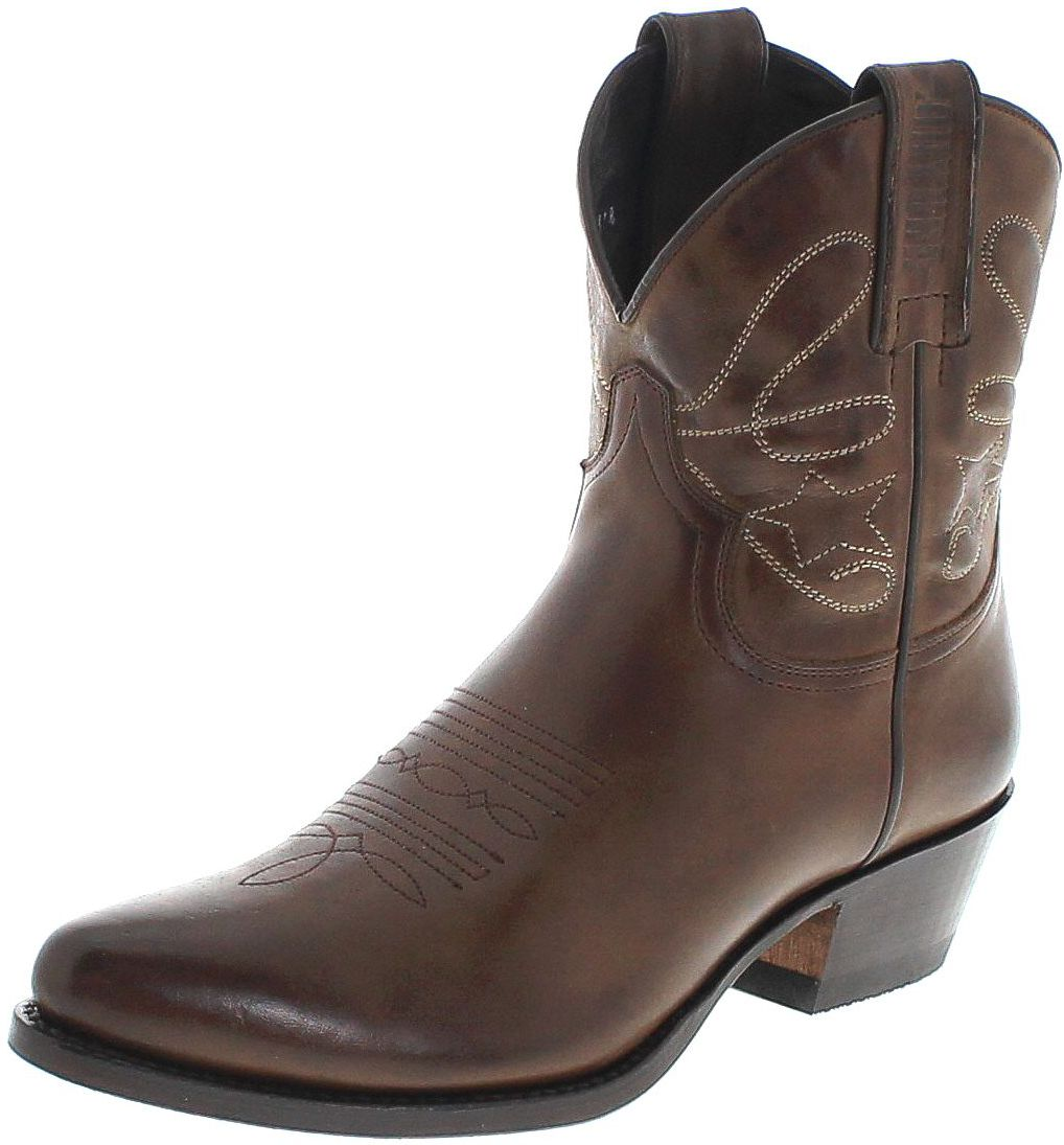 Mayura Boots 2374 Alcatrao Fashion Westernboot - brown