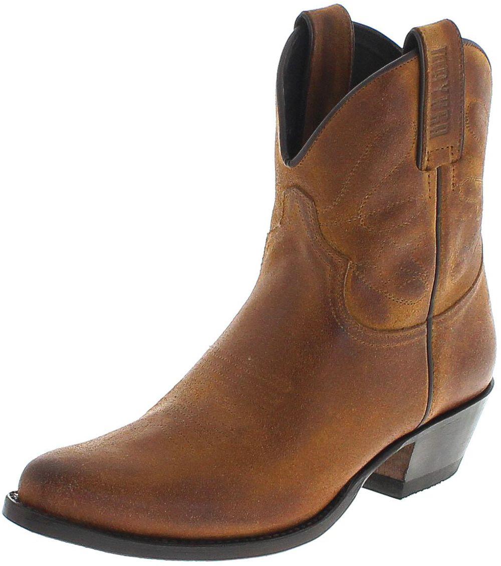 Mayura Boots 2374 Whisky Fashion fashion Stiefelette - Braun