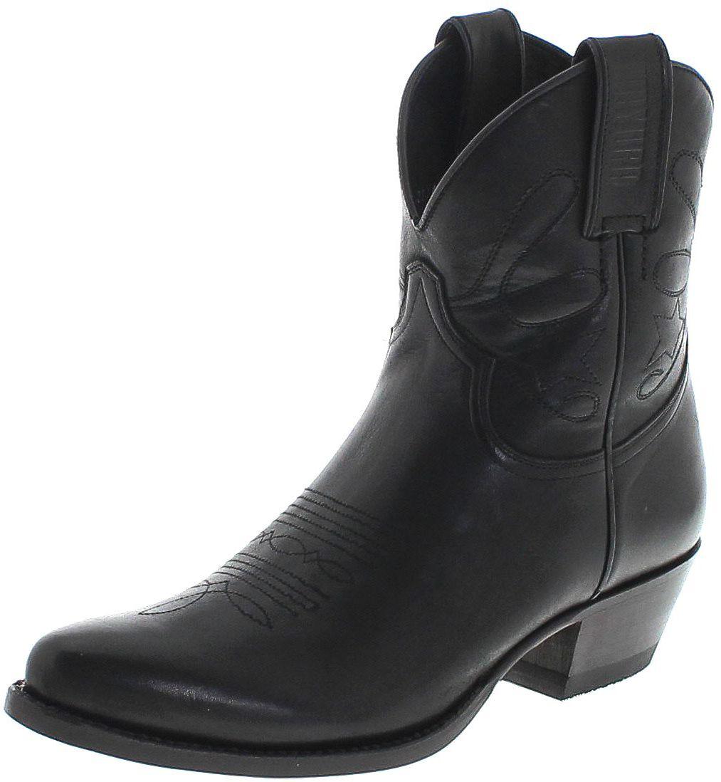 Mayura Boots 2374 Negro Fashion Westernboot - black