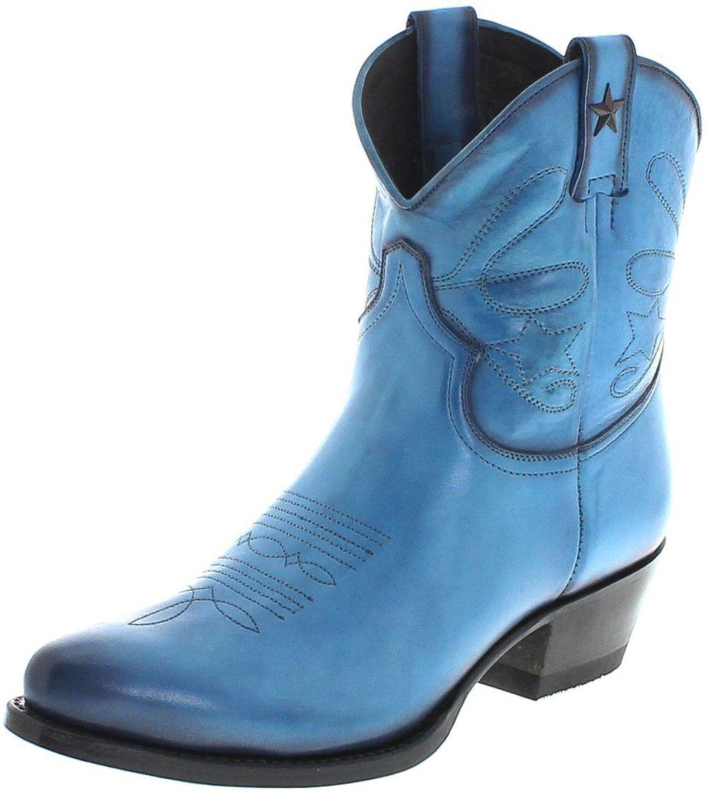 Mayura Boots 2374 Azul Fashion Westernstiefelette - blau