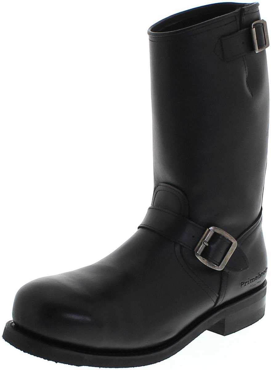 Primeboots 43479 ENGINEER Black Engineer boots - black