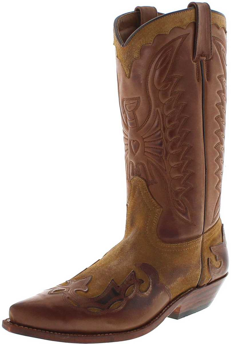 Primeboots 670 Espanol Whiskey Cowboy boots - brown