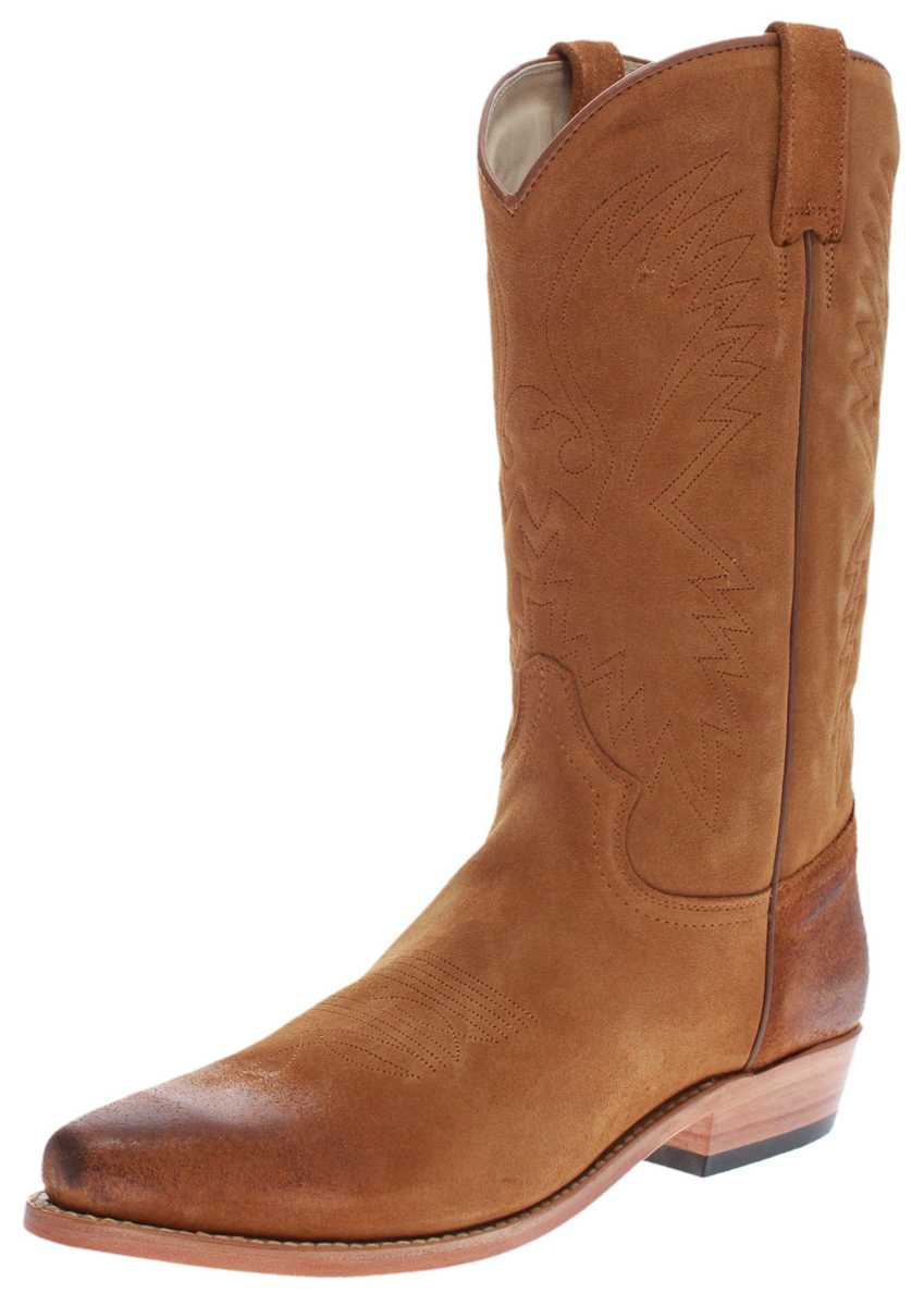 Fashion Boots 033 Whisky Cowboyboots - brown