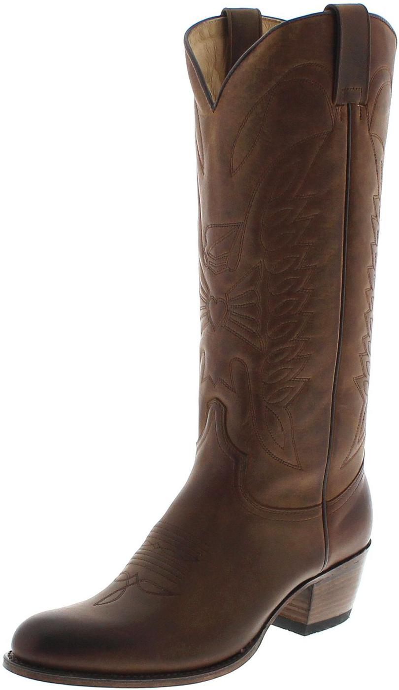 Sendra Boots 7082 Floter Tang Usado Marron Western boot - brown