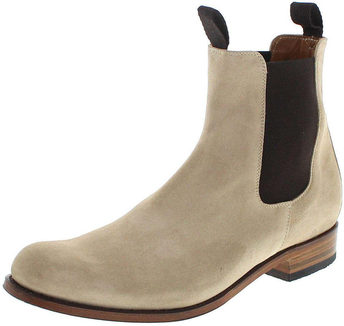 Sendra Boots 5595 Bamby Firenze Mens Chelsea Boots - beige