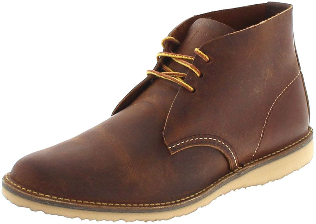 Red Wing Shoes 3322 WEEKENDER CHUKKA Copper Lace-up boots - brown