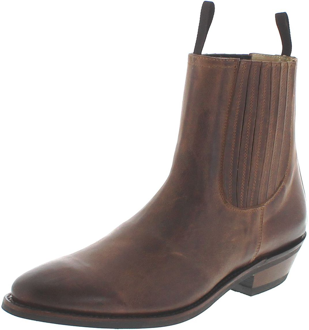 Fashion Boots BU1015 Beirut Camello Chelsea boot - brown