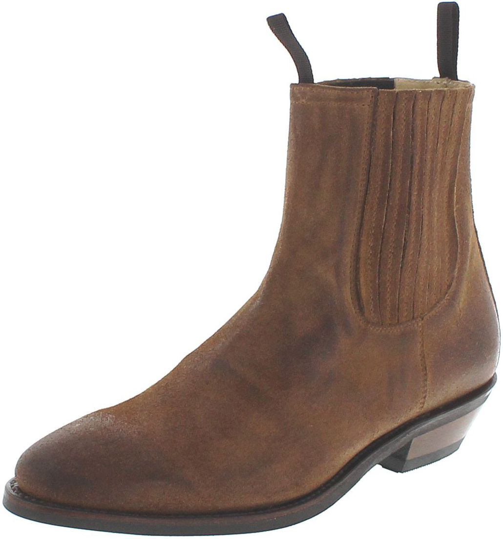 Fashion Boots BU1015 Serraje Afelpado Chelsea boot - brown