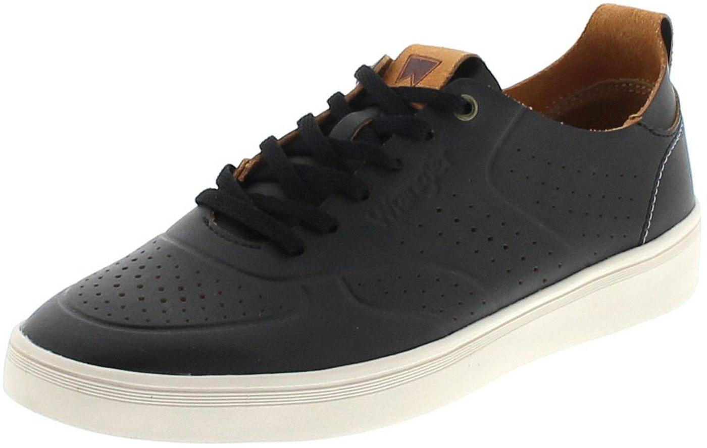 Wrangler WM181041 MICKY FREE Black Herren Sneaker - Schwarz