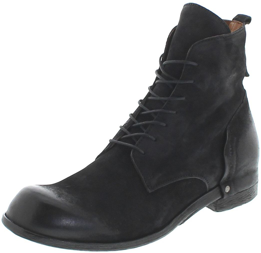 A.S.98 454206 Nero Lace-up boots - black
