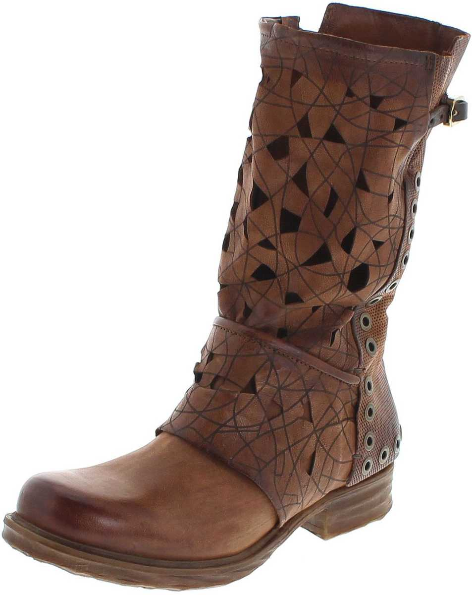 A.S.98 259327 Castagna Fashion Boots - brown